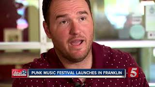 BreakFEST Will Bring Punk-Pop Music Festival to Franklin