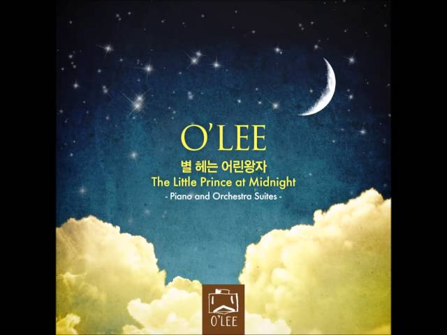 OLEE mini Album?? ?? ???? (The Little Prince at Midnight)?- ???? (Lets Play House)