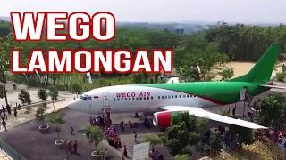 Wisata Wego Lamongan Yang Unik Dan Edukatif  (wisata edukasi gondang outbond)