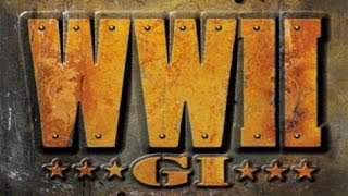 World War II GI gameplay (PC Game, 1999)