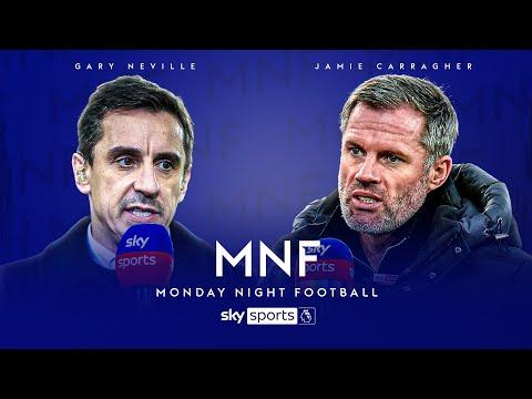 IN FULL! Gary Neville & Jamie Carragher on European Super League plans   Monday Night Football