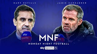 IN FULL! Gary Neville & Jamie Carragher on European Super League plans | Monday Night Football