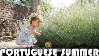 SUMMER IN CENTRAL PORTUGAL - FAMILY DAILY VLOG
