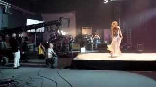 Serenay Sarikaya Elidor - Miss Turkey Backstage 2014