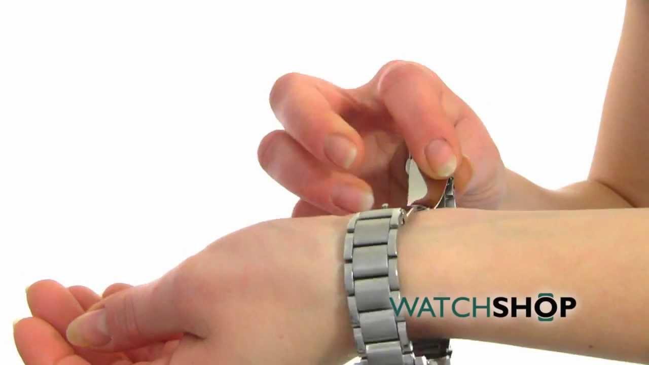 1e6624032 Ladies' DKNY Watch (NY4519) - YouTube