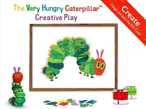 The very hungry caterpillar creative play ipad app demo for kids the very hungry caterpillar creative play ipad app demo for kids ellie maxwellsz