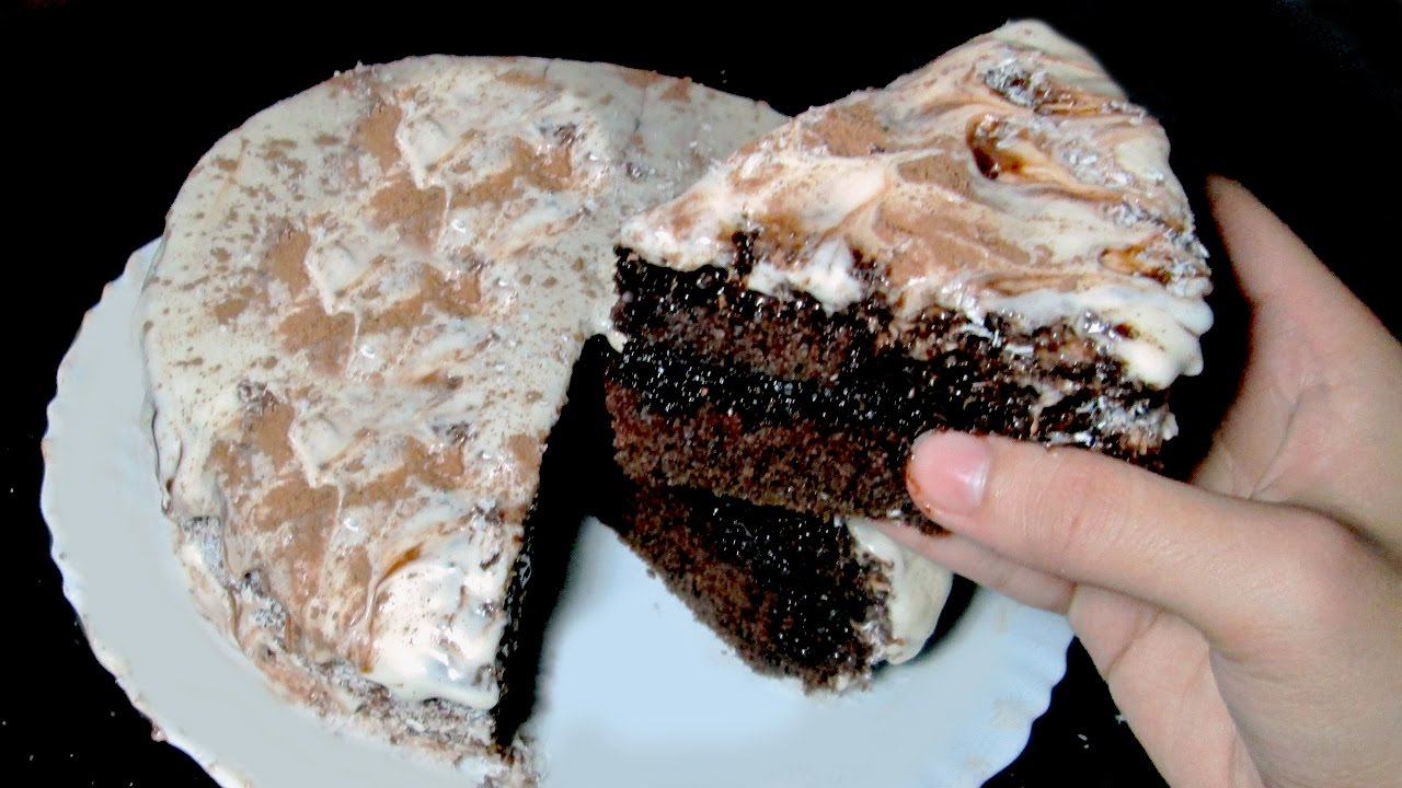 How To Make Cake In Pressure Cooker - Without Oven Cake ...