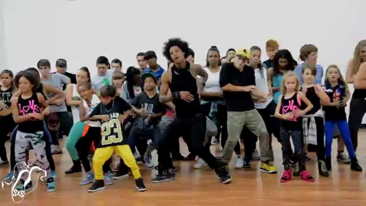 Laurent Bourgeois (Les Twins) Choreography | The LAB (LA) Workshop ...