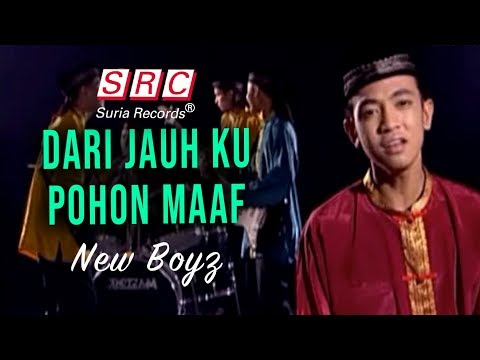 New Boyz - Dari Jauh Ku Pohon Maaf (Official Music Video - HD)