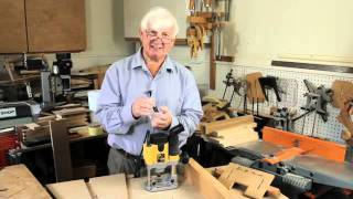 Basic Router Jigs With Ron Fox Part 1