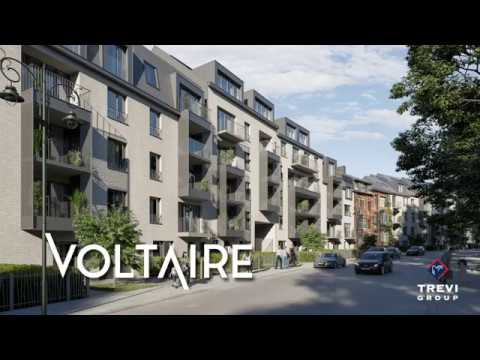 New real estate project in Schaerbeek ! Voltaire, write your life , live your story !