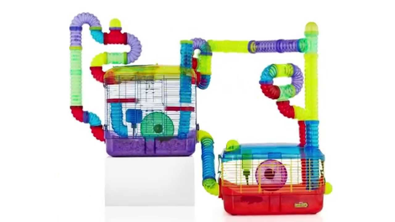 crittertrail hamster home stop motion petco youtube