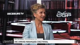 L'Invité - Profession CGP - Une arrivée remarquée chez Perial