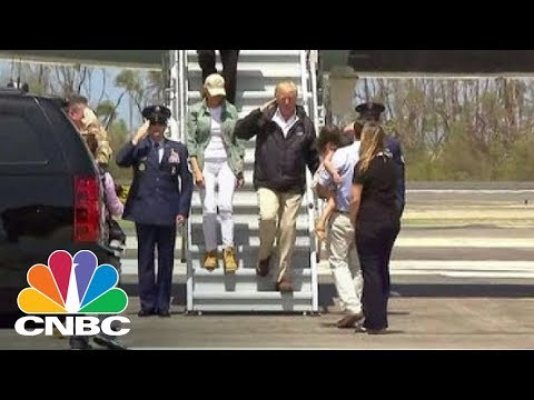 President Donald Trump: The Federal Government Can't Keep Helping Puerto Rico 'Forever' | CNBC