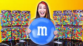 VAN 20.000 M&M'S ÉÉN MEGA M&M MAKEN! || Fan Friday