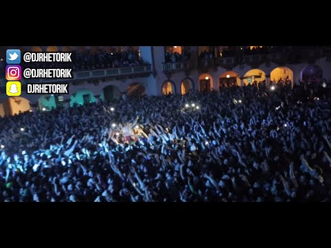 DJ Rhetorik Full Set (The Incredible World Tour)