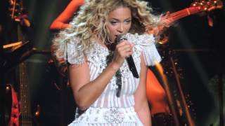 "Beyonce ""Flaws & All"" Mrs. Carter Tour- dedicated to Houston- Houston concert 7/15/2013"