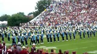 Jackson State University Band - Sonic Boom of the South Halftime Show - 9-5-2009 - vs MSU