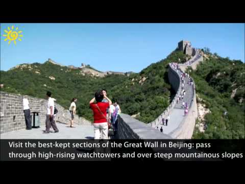 Sights and Attractions Of Beijing -- CHINA