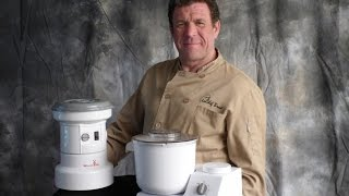 Chef Brad recommends WonderMill grain mill