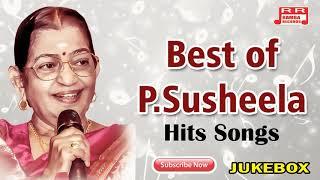 எத்தனை முறை கேட்டாலும் இனிக்கும் சுசிலாவின் மென்மையான பாடல்கள் | Tamil Susheela Audio Songs...