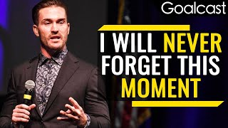 From Prison To The Olympics | Tony Hoffman Speech | Goalcast