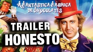 Trailer Honesto - A Fantástica Fábrica de Chocolate - Legendado