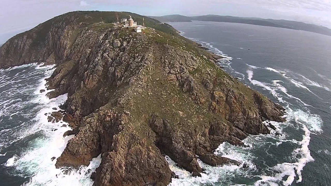 Cabo Finisterra - Cape Finisterre - Fisterra, España - Spain - YouTube