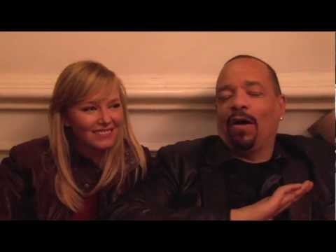 IceT and Kelli Giddish on Their First Season as Partners