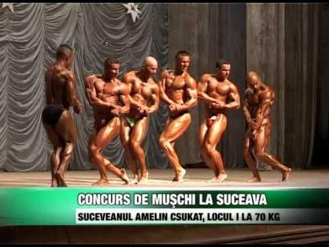 Download Sport - Concurs de muschi la Suceava