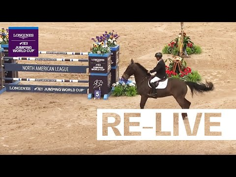 RE-LIVE | Audi-Scappino Qualifier | Guadalajara (MEX) | Longines FEI Jumping World Cup™ 2019/20 NAL