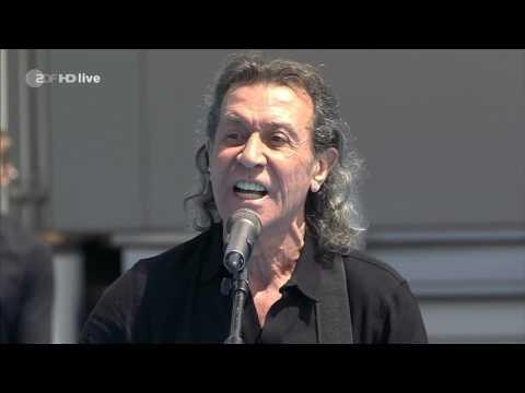 Albert Hammond - The Free Electric Band  (ZDF-Fernsehgarten - 2017-06-04)