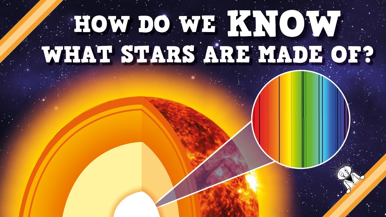 how do we know what stars are made of youtube