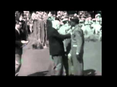 Lisboa - Terreiro do Paço - 10 de Junho de 1967