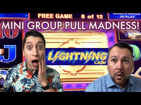 HIGH LIMIT Lightning Cash Free Games With Never ENDING SPINS