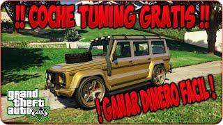 ! GANAR DINERO FACIL GTA V Online ! Localizacion DUBSTA 4X4 TUNING color ORO !! GTA 5 Online PS4(CONSIGUE DINERO GTA V FÁCIL -