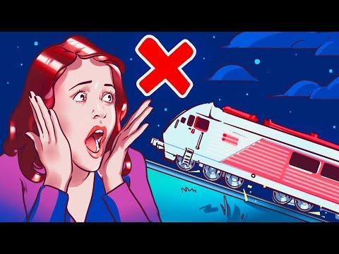 Perché i Treni non Possono Andare in Salita