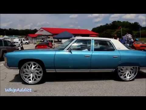 ACCESS YouTube - Donk car show