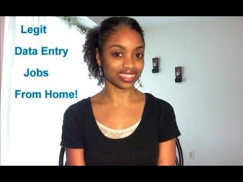Legit Jobs Online! Typists, Data Entry & More!
