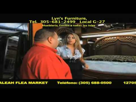 Opa Locka Hialeah Flea Market - Lyns Furniture