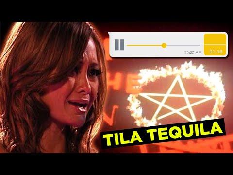 HABLAMOS Con Ella (ES REAL) - El ATERRADOR AUDIO De TILA TEQUILA - MK-ULTRA