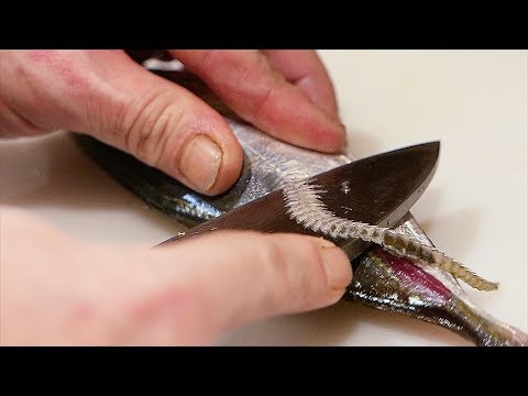 Японская еда - Красная Люциан рыба рис скумбрия сашими Токио Япония