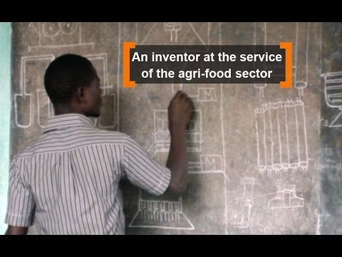 Togo: An inventor at the service of the agri-food sector