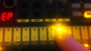Volca Beats Ghost Notes (is it just me??)