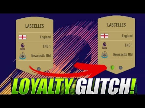 FIFA 19 HOW TO GET LOYALTY WITH NO LOSSES! GET 10 CHEMISTRY ON ALL YOUR PLAYERS! NO LOSS GLITCH!