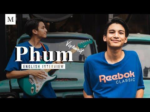 "(English Interview) ทำความรู้จัก ""Phum Viphurit"" นักร้องหนุ่มเจ้าของเพลงฮิต Lover Boy"