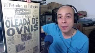 #EnVivo I Las Primeras Planas IRREPETIBLES de OVNIS y ALIENS en México. #YohanerosGo
