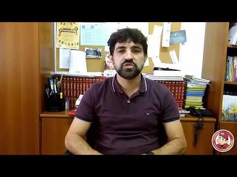 Mensagem do Sr: Daniel Diretor Geral do Colégio Prestes Maia - Osasco - SP