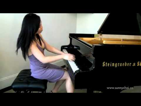 Black Eyed Peas Rock That Body Artistic Piano Interpretation