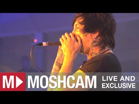 Of Mice & Men - The Ballad Of Tommy Clayton And The Rawdawg Millionaire   Live in Sydney   Moshcam